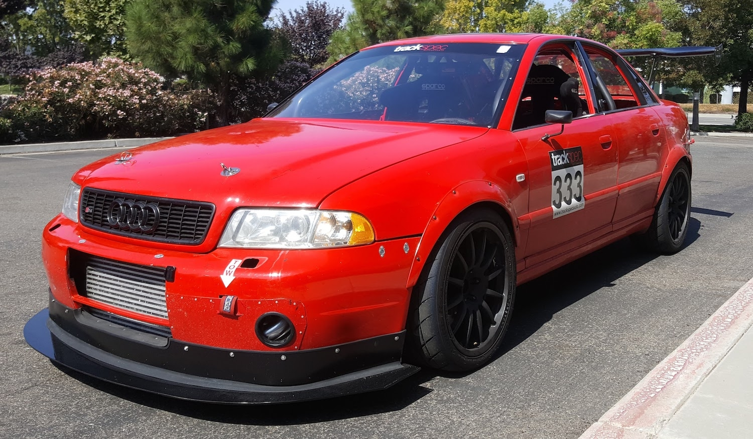 Audi B5 S4 Stage III Professionally built Racecar WR Showroom